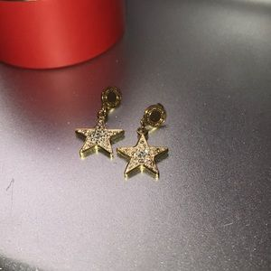 Coach Star ⭐️ Dangle Earrings